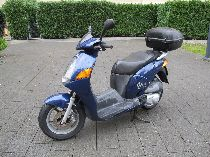 Acheter une moto Occasions HONDA NES 125 (scooter)