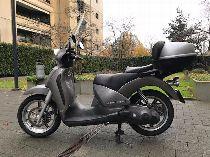 Motorrad kaufen Occasion APRILIA Scarabeo 500 (roller)