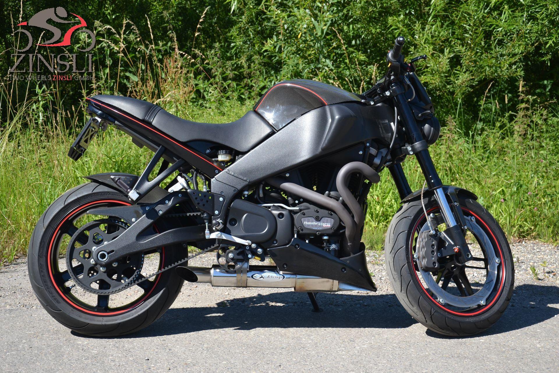 2010 Buell XB12Ss Lightning Long - Moto.ZombDrive.COM