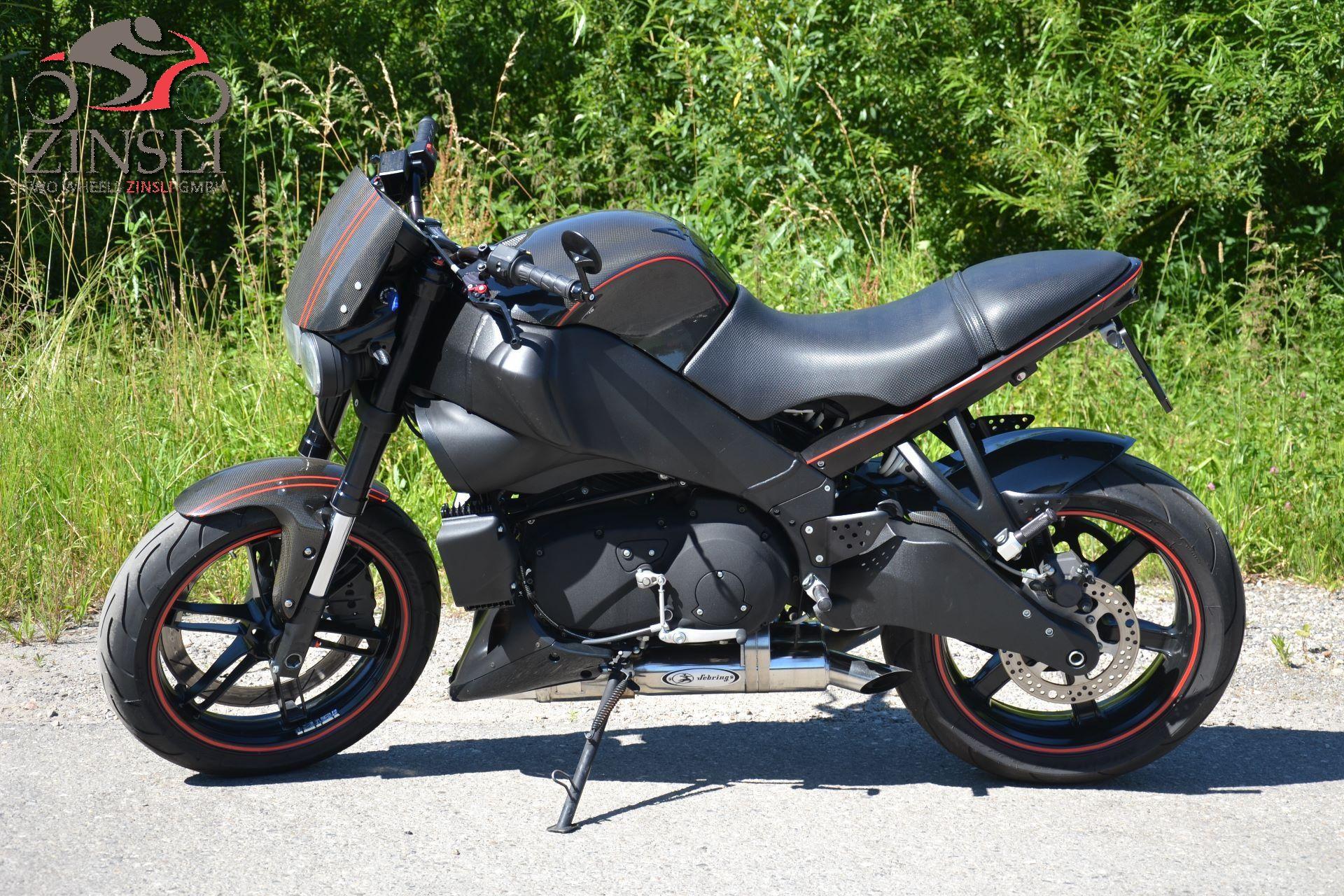 Buell Lightning Long XB12Ss 2010   Agora Moto