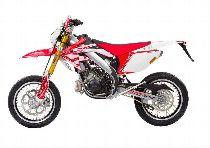 Motorrad kaufen Vorführmodell VENT DERAPAGE 50 (supermoto)