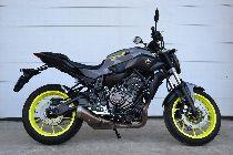 Motorrad kaufen Occasion YAMAHA MT 07 35kW (naked)