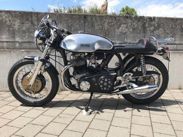 Motorrad kaufen NORTON Atlas Caferacer Oldtimer