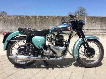 Motorrad kaufen Oldtimer BSA A7