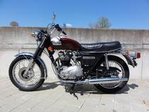 Motorrad kaufen Oldtimer TRIUMPH Bonneville T140V