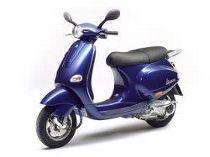 Motorrad kaufen Occasion PIAGGIO Vespa 125 ET4 (roller)