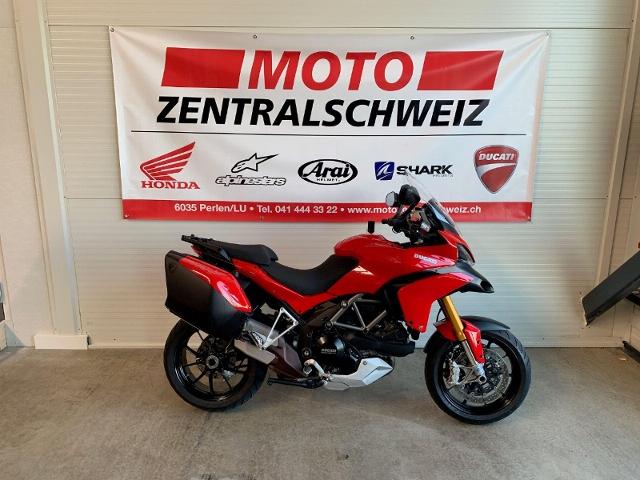 Motorrad kaufen DUCATI 1200 Multistrada S ABS Occasion