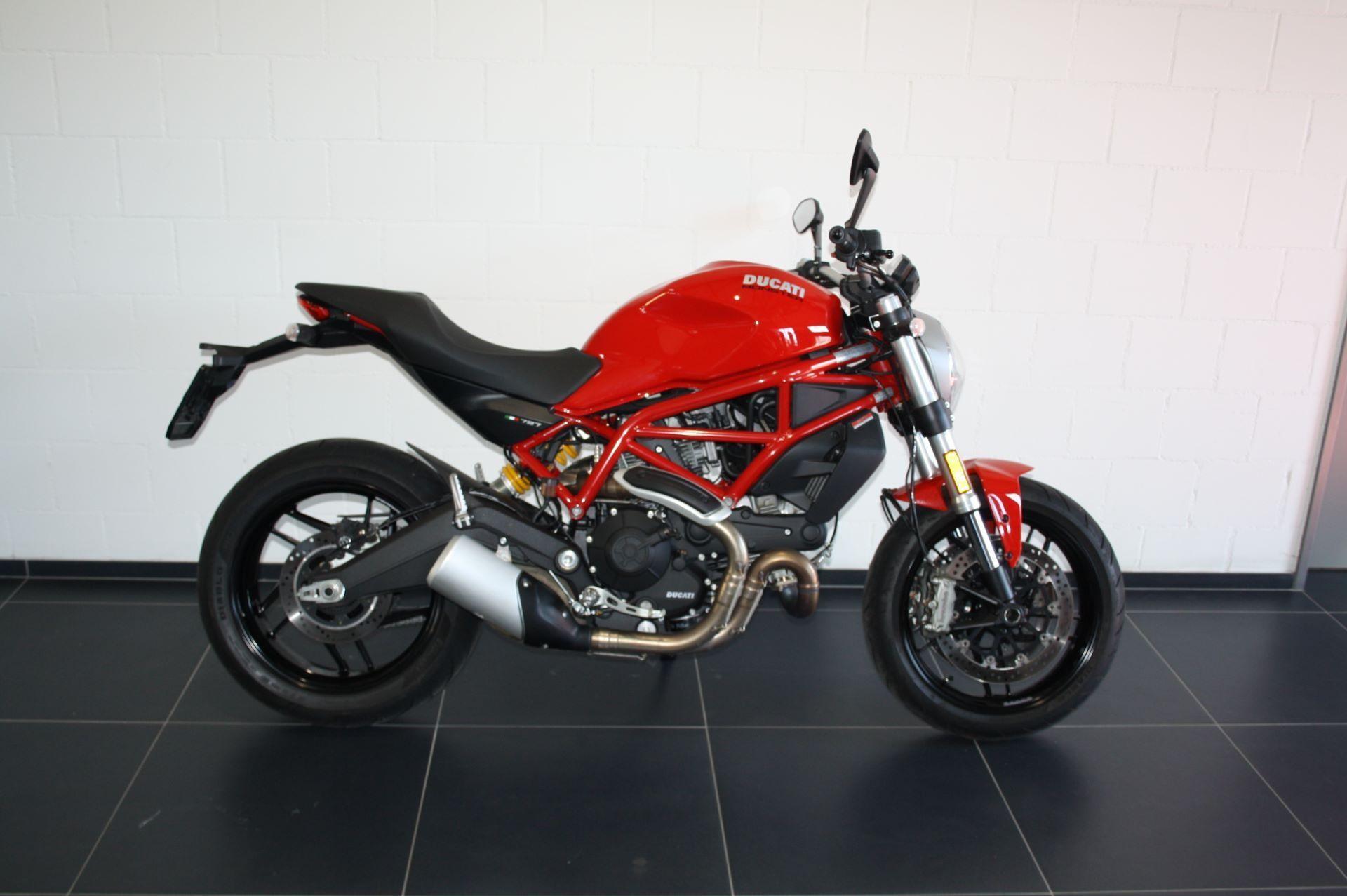 moto occasions acheter ducati 797 monster moto zentralschweiz perlen. Black Bedroom Furniture Sets. Home Design Ideas