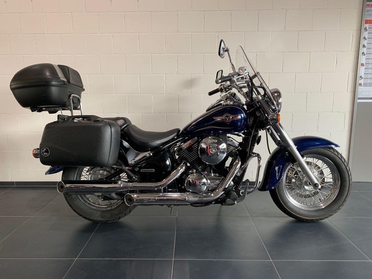 Buy Motorbike Pre Owned Kawasaki Vn 800 Classic Moto Zentralschweiz