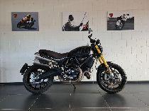 Motorrad kaufen Occasion DUCATI 1100 Scrambler Pro (retro)