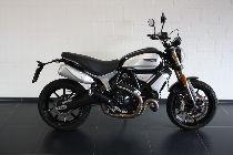 Motorrad kaufen Vorführmodell DUCATI 1100 Scrambler (retro)