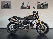 Motorrad kaufen Occasion DUCATI 1100 Scrambler Sport (retro)