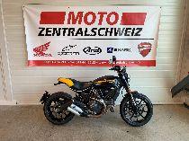 Motorrad kaufen Occasion DUCATI 803 Scrambler (retro)