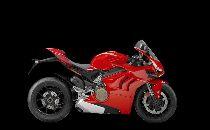 Motorrad Mieten & Roller Mieten DUCATI 1103 Panigale V4 S (Sport)