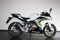 Motorrad kaufen Occasion HONDA CBR 500 RA (sport)