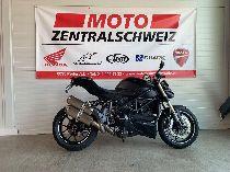 Motorrad kaufen Occasion DUCATI 848 Streetfighter (naked)