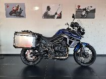 Motorrad kaufen Occasion TRIUMPH Tiger 800 XR ABS 35kW (enduro)