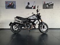 Motorrad kaufen Neufahrzeug DUCATI 1100 Scrambler Dark Pro (retro)