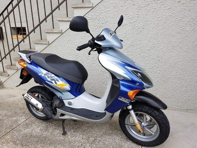 Motorrad kaufen HONDA SZX 50 X8R-X Fun Occasion
