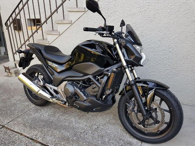 Motorrad kaufen HONDA NC 750 SD Dual Clutch ABS Mit Tieferlegung Occasion