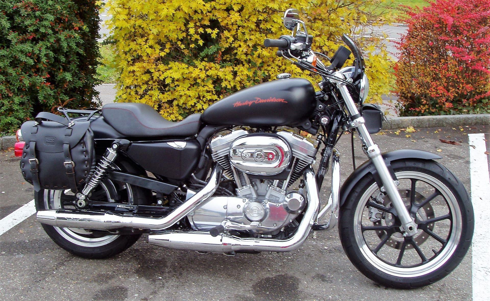 motorrad occasion kaufen harley davidson xl 883l sportster. Black Bedroom Furniture Sets. Home Design Ideas
