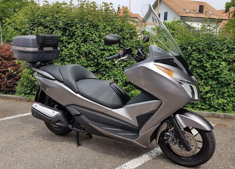 motorrad occasion kaufen honda nss 300 a forza bapst motos. Black Bedroom Furniture Sets. Home Design Ideas