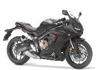 Motorrad Mieten & Roller Mieten HONDA CBR 650 RA (Sport)
