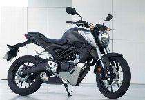 Motorrad kaufen Neufahrzeug HONDA CB 125 R (naked)