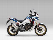 Motorrad Mieten & Roller Mieten HONDA CRF 1100 L D4 Africa Twin Adventure Sports DCT (Enduro)