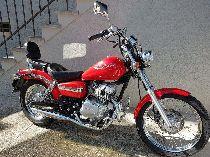 Motorrad kaufen Occasion HONDA CA 125 Rebel (custom)