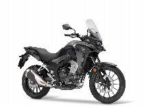 Motorrad Mieten & Roller Mieten HONDA CB 500 XA (Enduro)