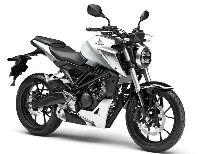 Motorrad Mieten & Roller Mieten HONDA CBF 125 NA (Naked)