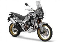 Motorrad Mieten & Roller Mieten HONDA CRF 1000 L Africa Twin Adventure Sports DCT (Enduro)