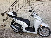 Motorrad kaufen Occasion HONDA SH 350 A (roller)