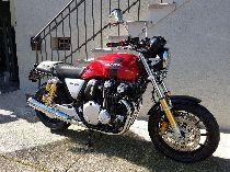 Motorrad Mieten & Roller Mieten HONDA CB 1100 SA ABS (Naked)