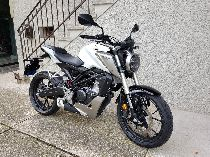 Motorrad kaufen Occasion HONDA CB 125 R (naked)