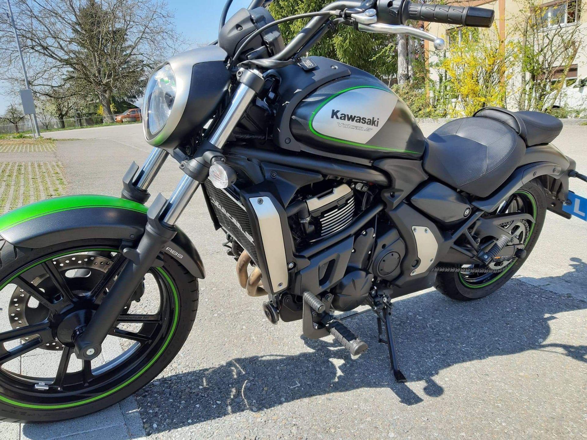 Buy Motorbike Pre Owned Kawasaki Vulcan S 650 Abs Moto Tomi