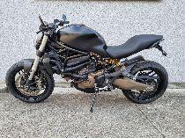 Motorrad kaufen Occasion DUCATI 821 Monster ABS (naked)