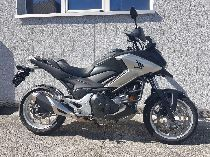 Motorrad kaufen Occasion HONDA NC 750 XA ABS (enduro)