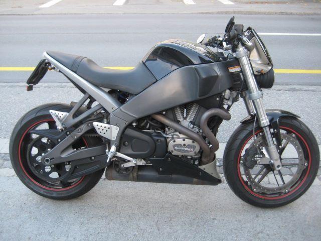Motorrad Occasion kaufen BUELL XB12S 1200 Lightning Moto