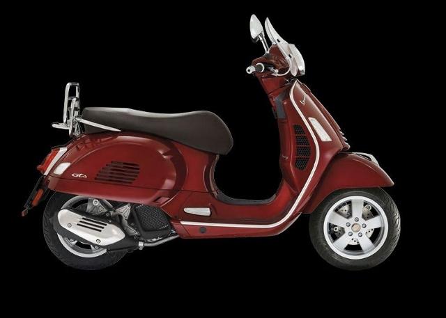 Motorrad kaufen PIAGGIO Vespa GTS 125 Touring 125 RST ABS Neufahrzeug
