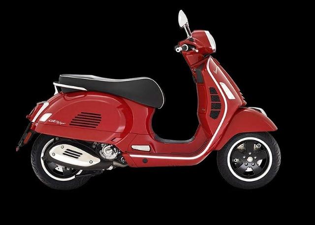 Motorrad kaufen PIAGGIO Vespa GTS 300 Super RST ABS/ASR Neufahrzeug