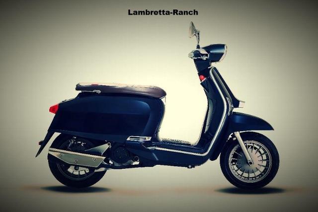 Motorrad kaufen LAMBRETTA V125 Special Flex Fender Neufahrzeug