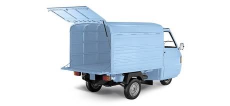 motorrad neufahrzeug kaufen piaggio ape tm kastenwagen. Black Bedroom Furniture Sets. Home Design Ideas