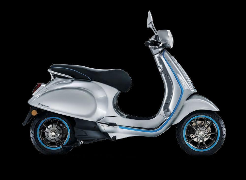 Moto neuve acheter PIAGGIO Vespa Elettrica L1 45 km/h Scuderia Biasco Turgi  ID: 4916394 Zeile: 14