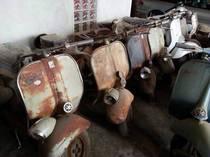 Motorrad kaufen Oldtimer PIAGGIO Faro Basso (roller)