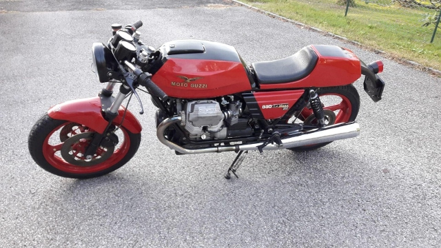 Motorrad kaufen MOTO GUZZI Alle Le Mans 3 Occasion
