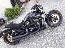 Motorrad kaufen Occasion HARLEY-DAVIDSON VRSCDX 1130 V-Rod Night Rod Special (custom)