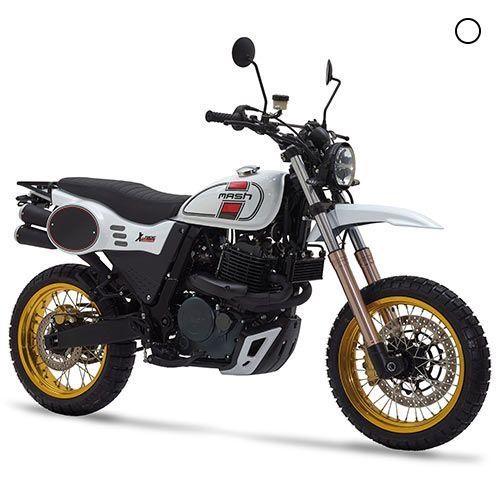 Motorrad kaufen MASH X-Ride 650 Neufahrzeug