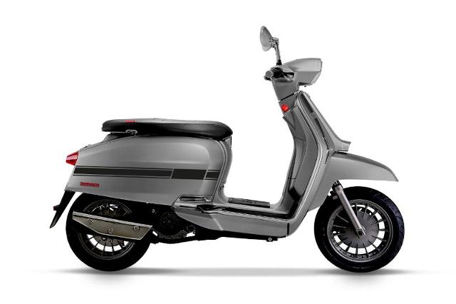 Motorrad kaufen LAMBRETTA V125 Special Neufahrzeug